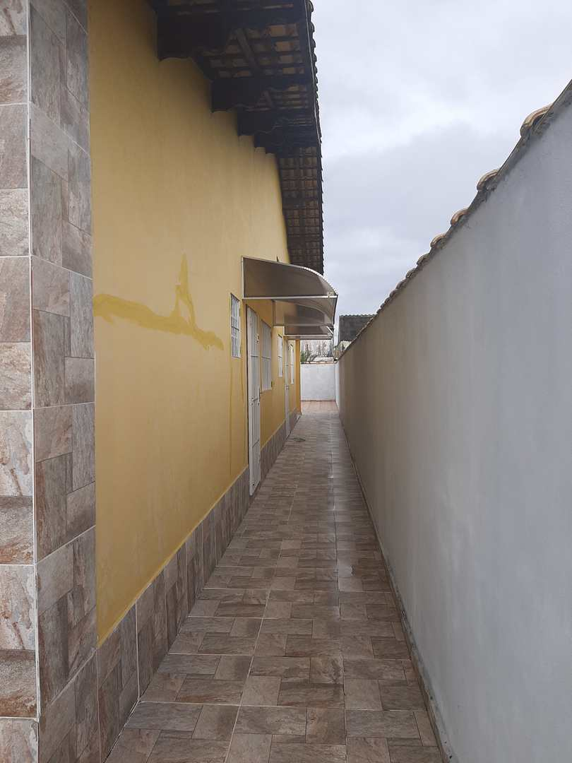 Casa com 2 dorms, Balneário Flórida Mirim, Mongaguá - R$ 278 mil, Cod: 279392