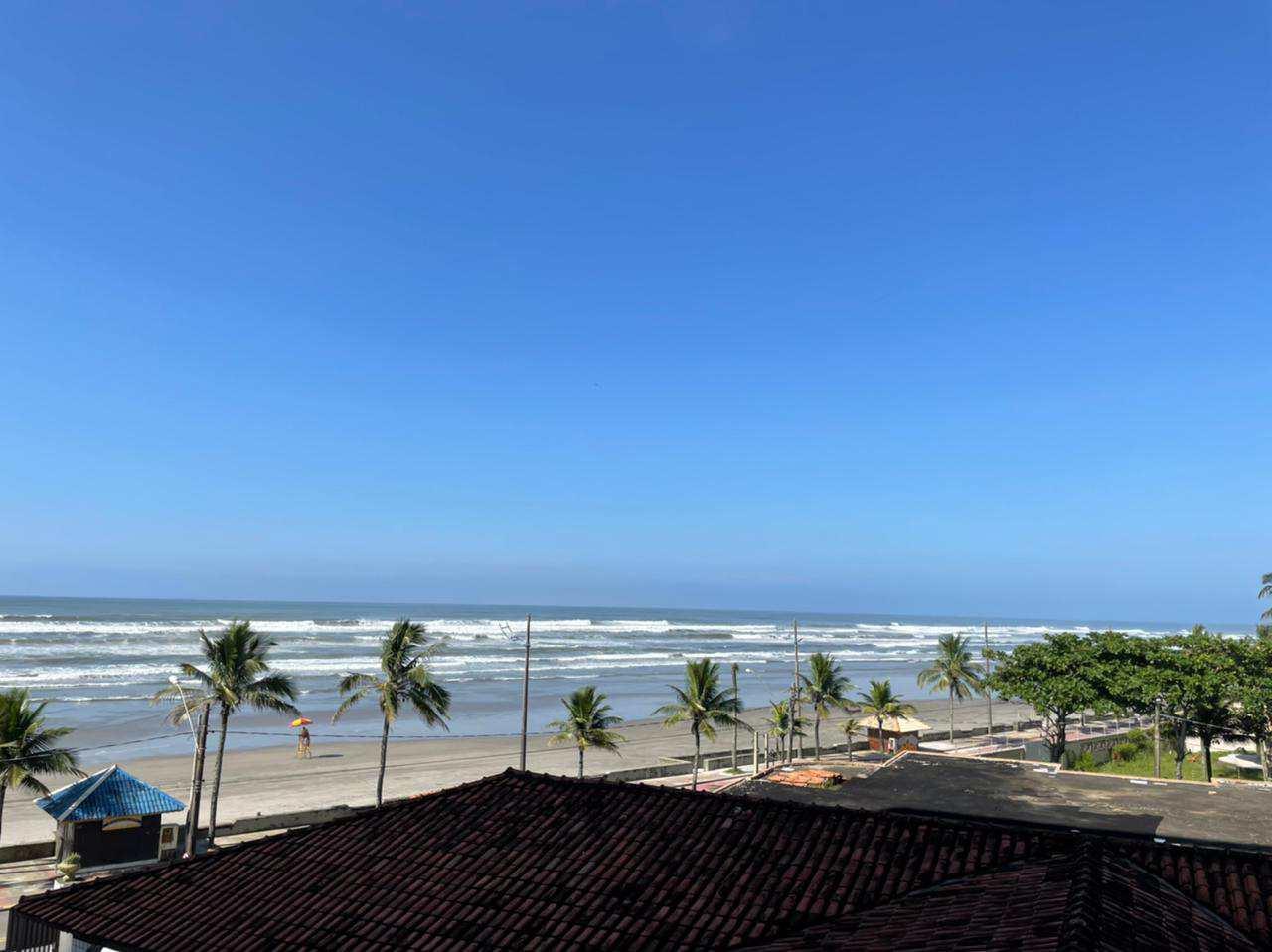 Apartamento com 2 dorms, Vila Atlântica, Mongaguá - R$ 220 mil, Cod: 279396