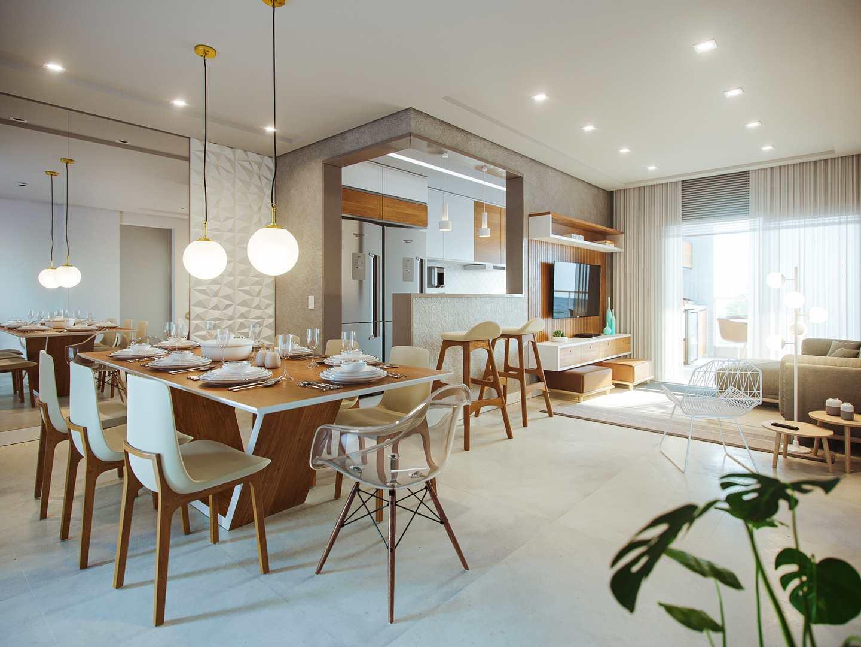 Apartamento com 3 dorms, Centro, Itanhaém - R$ 957 mil, Cod: 279399