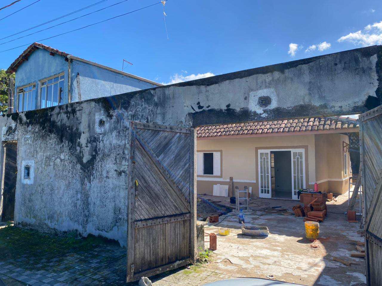 Casa com 3 dorms- Lado praia , Agenor de Campos, Mongaguá