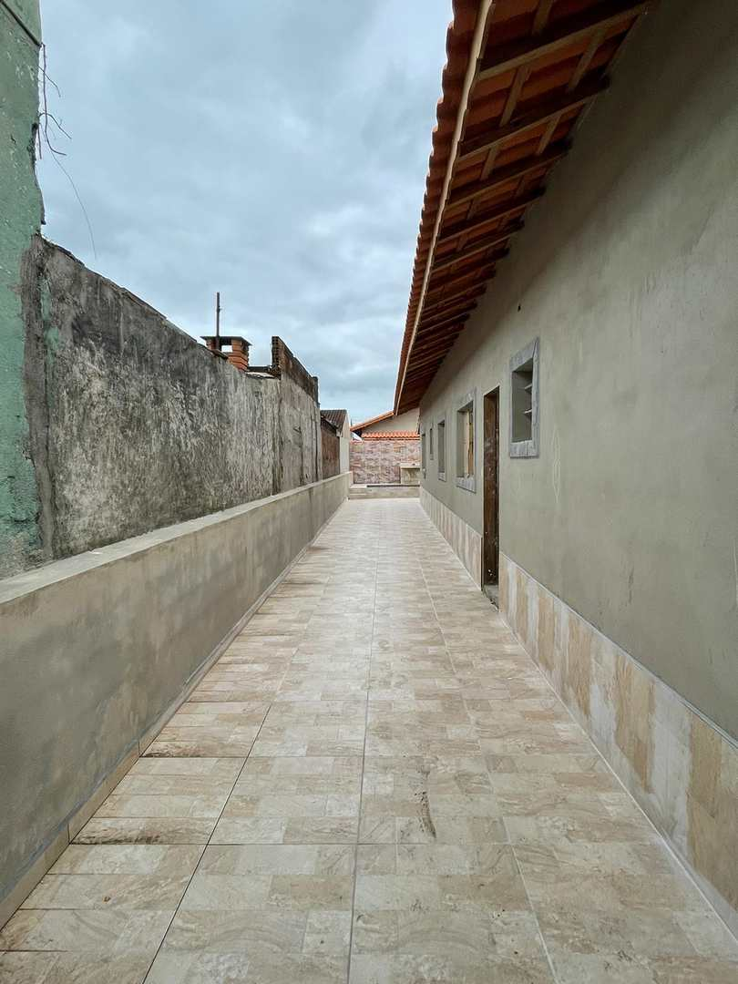 Casa com 2 dorms, Balneário Itaguai, Mongaguá - R$ 283 mil, Cod: 279422