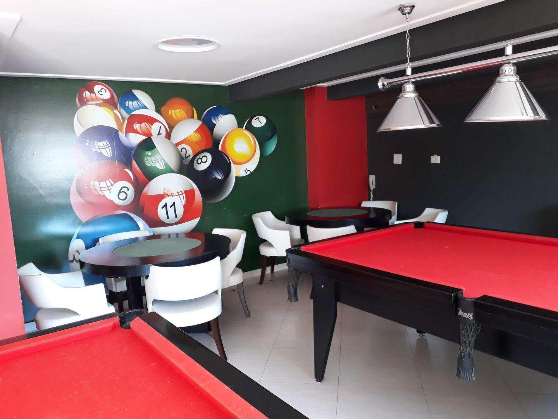 Sala de Jogos Adulto