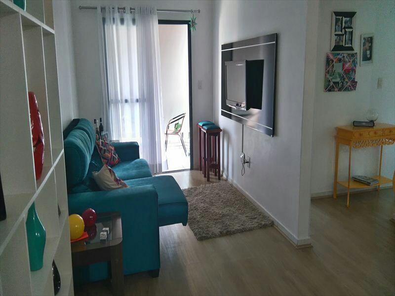 Apartamento na Praia Grande 2 dormitórios