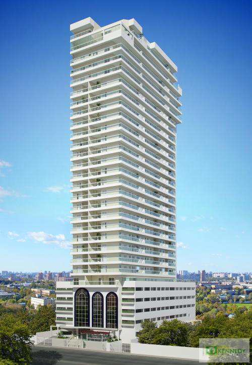 Lançamentos de Apartamentos em Praia Grande,  apartamentos na Praia Grande - Nova Kennedy Imóveis.