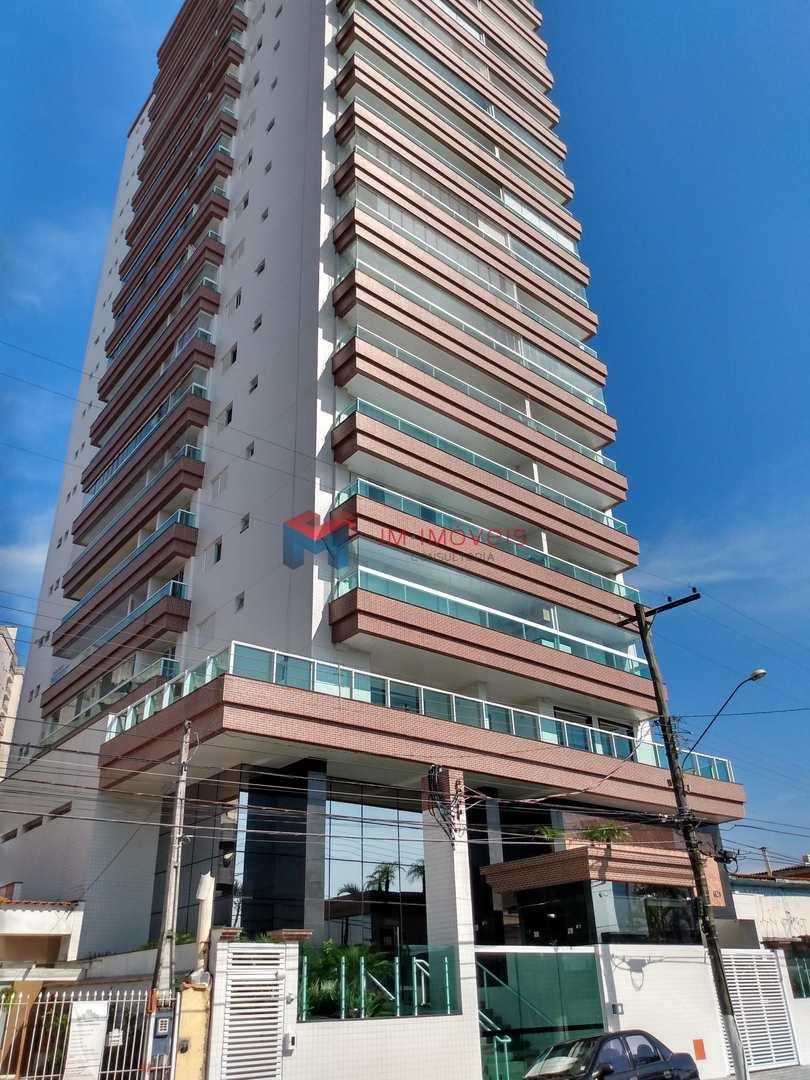 Apartamento com 2 dorms, Caiçara, Praia Grande - R$ 400 mil, Cod: 406400