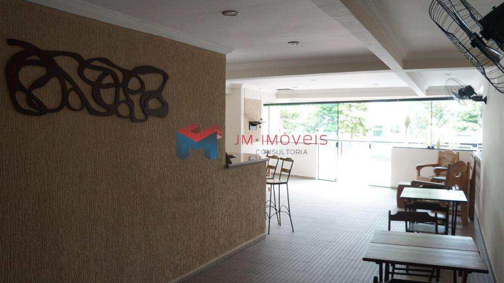 Apartamento com 2 dorms, Canto do Forte, Praia Grande - R$ 255 mil, Cod: 413221