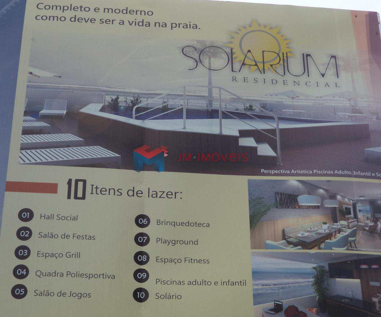 Solarium Área de Lazer