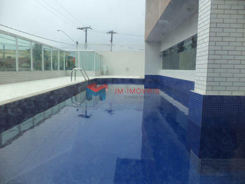 Apartamento com 3 dorms, Guilhermina, Praia Grande - R$ 578.424,00, 130,46m² - Codigo: 413432
