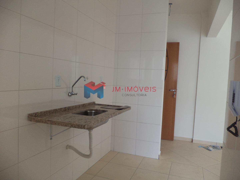 Apartamento com 2 dorms, Guilhermina, Praia Grande - R$ 246.000,00, 54,76m² - Codigo: 413444