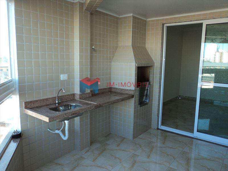 Apartamento com 1 dorm, Caiçara, Praia Grande - R$ 240.000,00, 48m² - Codigo: 413463