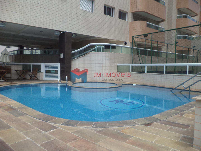 Apartamento com 2 dorms, Aviação, Praia Grande - R$ 280.000,00, 80m² - Codigo: 413468