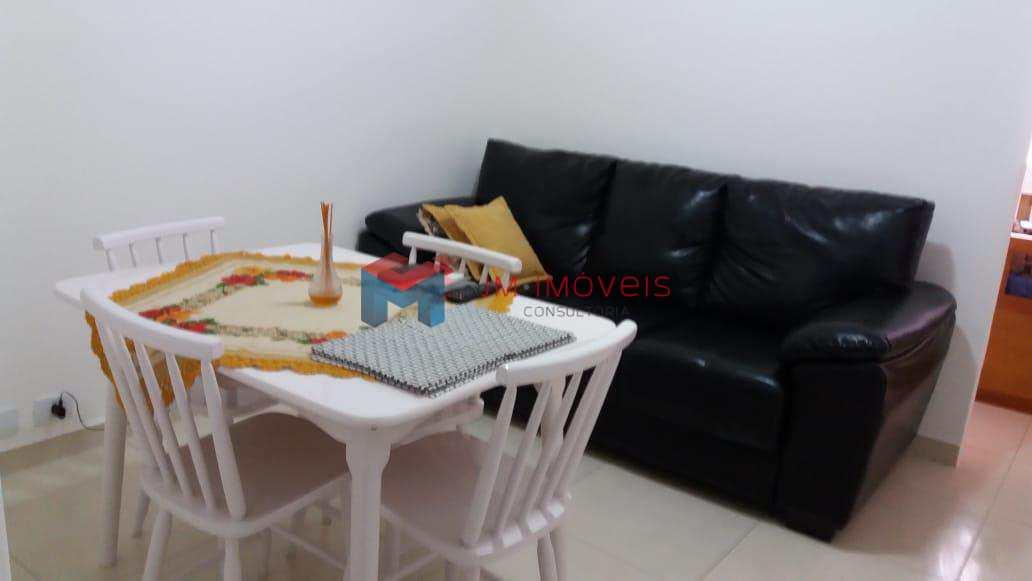 Kitnet com 1 dorm, Caiçara, Praia Grande - R$ 148.000,00, 44,93m² - Codigo: 413485