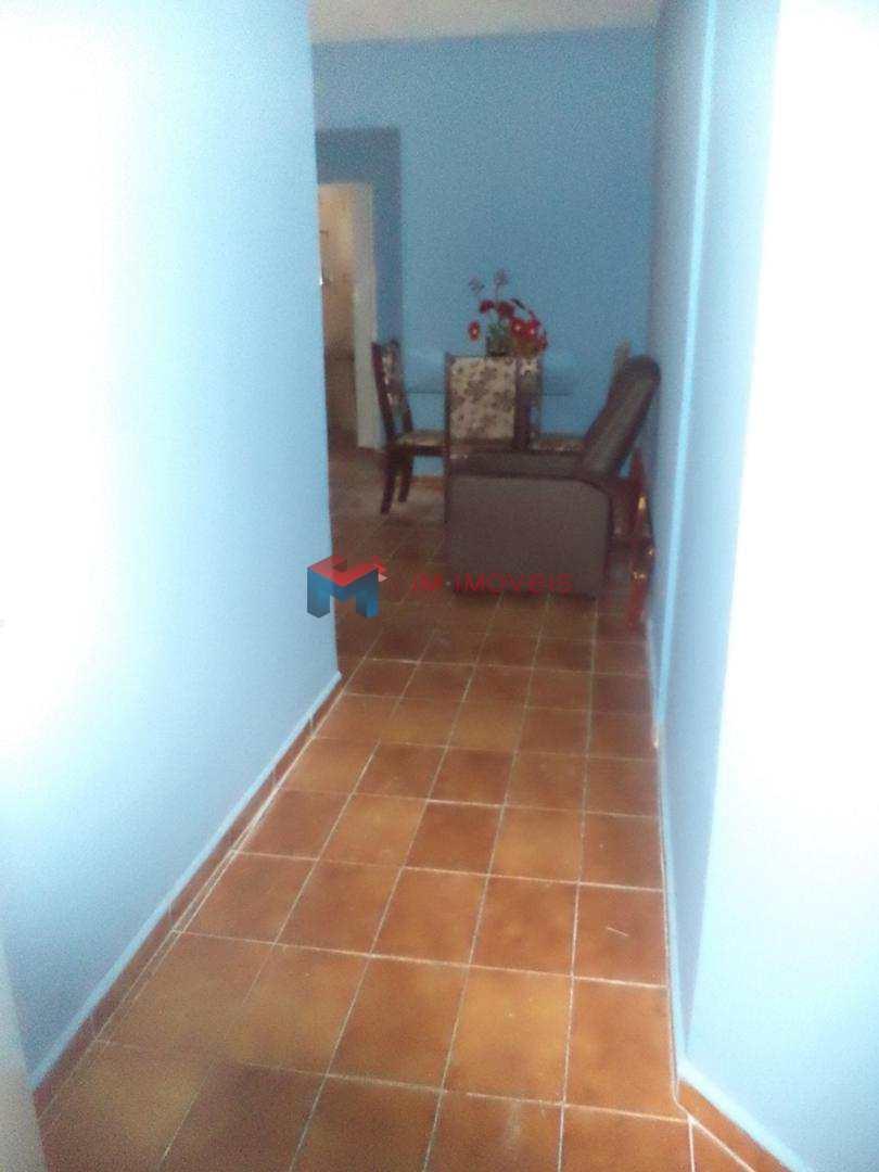 Kitnet com 1 dorm, Caiçara, Praia Grande - R$ 125 mil, Cod: 413490