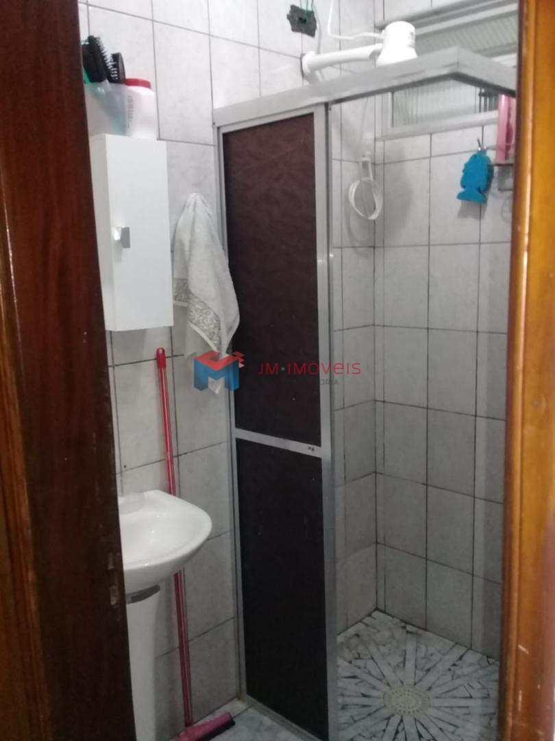 Kitnet com 1 dorm, Canto do Forte, Praia Grande - R$ 110.000,00, 31m² - Codigo: 413495