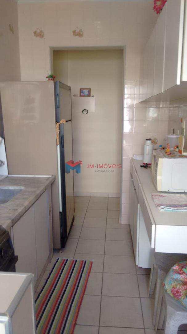 Apartamento com 1 dorm, Solemar, Praia Grande - R$ 180.000,00, 50m² - Codigo: 413624