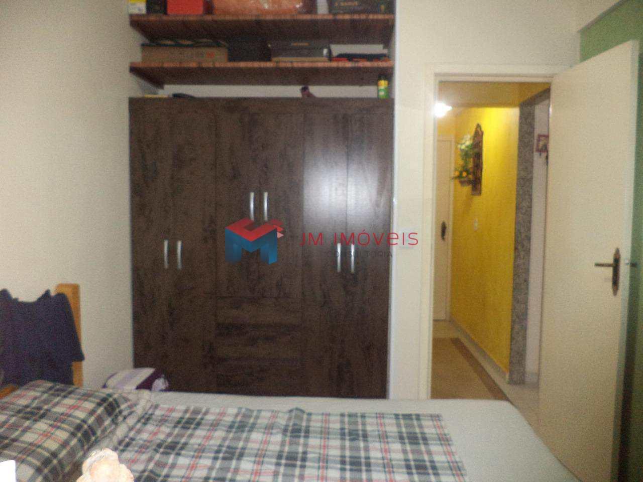 Apartamento com 1 dorm, Caiçara, Praia Grande - R$ 170 mil, Cod: 413704