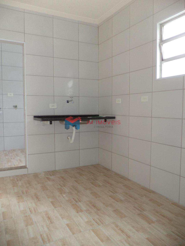 Kitnet com 1 dorm, Guilhermina, Praia Grande - R$ 115.000,00, 30m² - Codigo: 413711