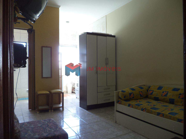 Kitnet com 1 dorm, Caiçara, Praia Grande - R$ 85 mil, Cod: 413787