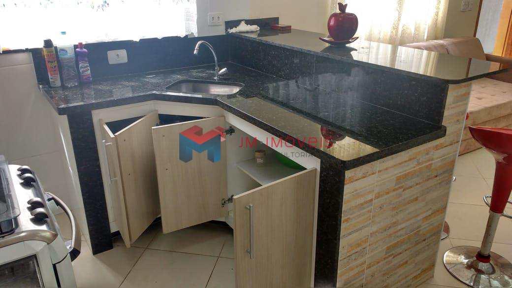 Casa com 2 dorms, Jardim Imperador, Praia Grande - R$ 270 mil, Cod: 413834