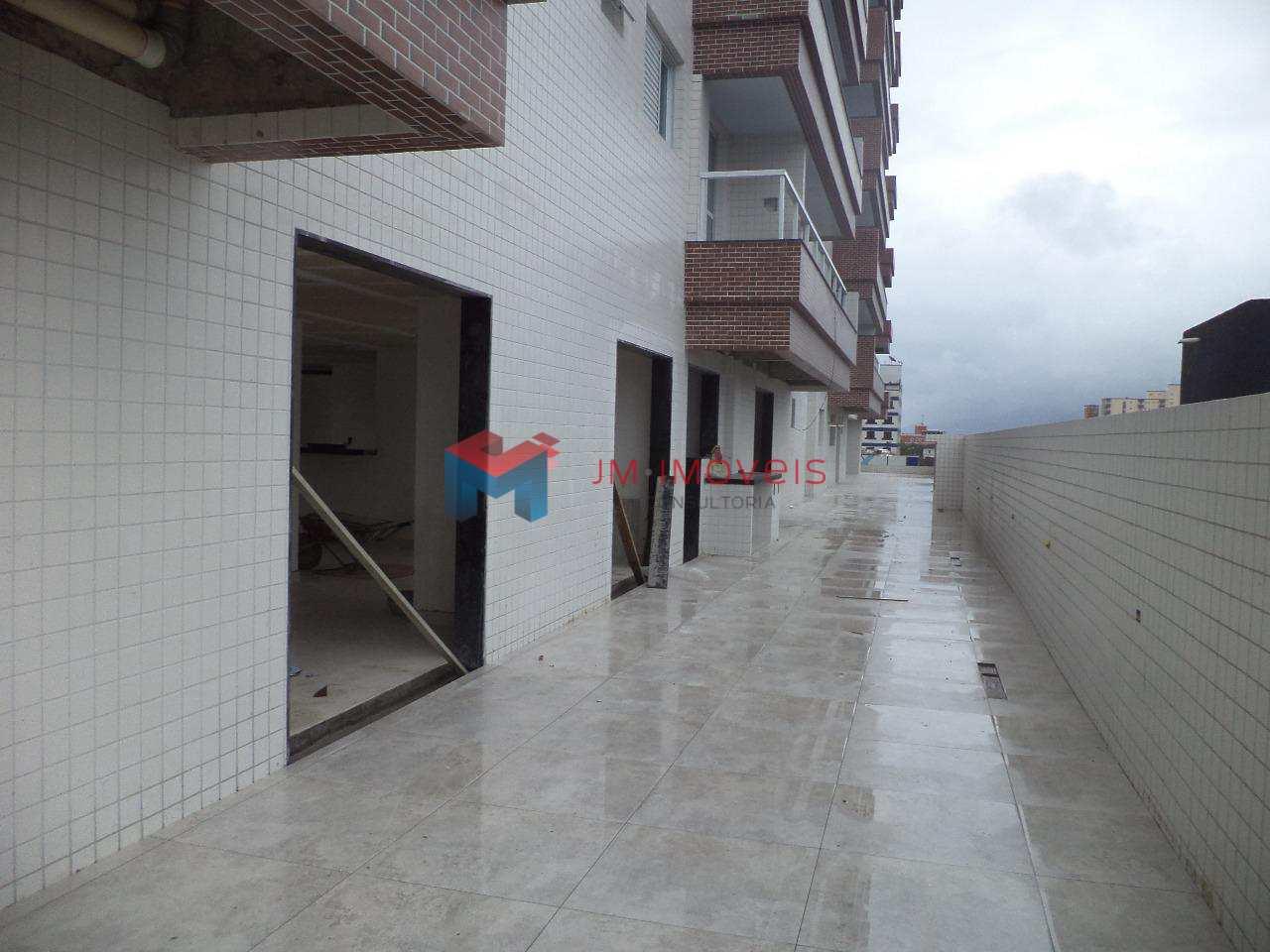 Apartamento com 3 dorms, Caiçara, Praia Grande - R$ 570 mil, Cod: 413843