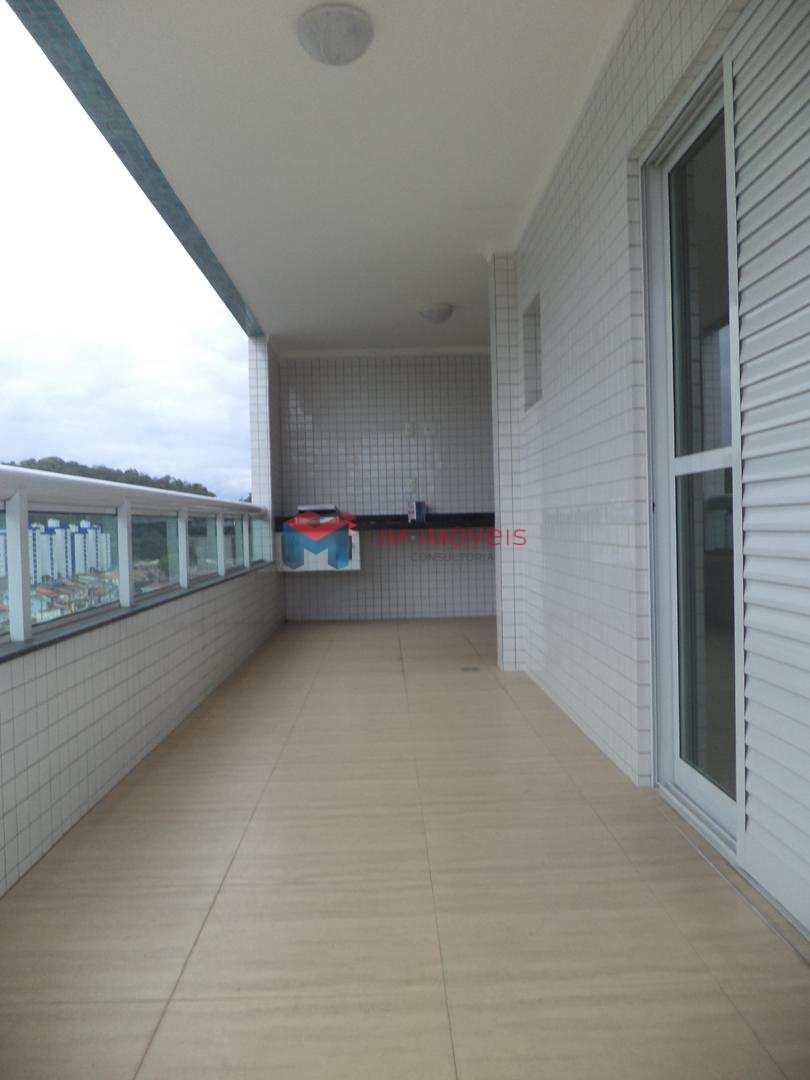 Apartamento com 3 dorms, Canto do Forte, Praia Grande - R$ 570 mil, Cod: 413878