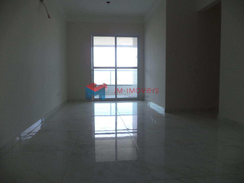 Apartamento com 3 dorms, Caiçara, Praia Grande - R$ 560 mil, Cod: 413945