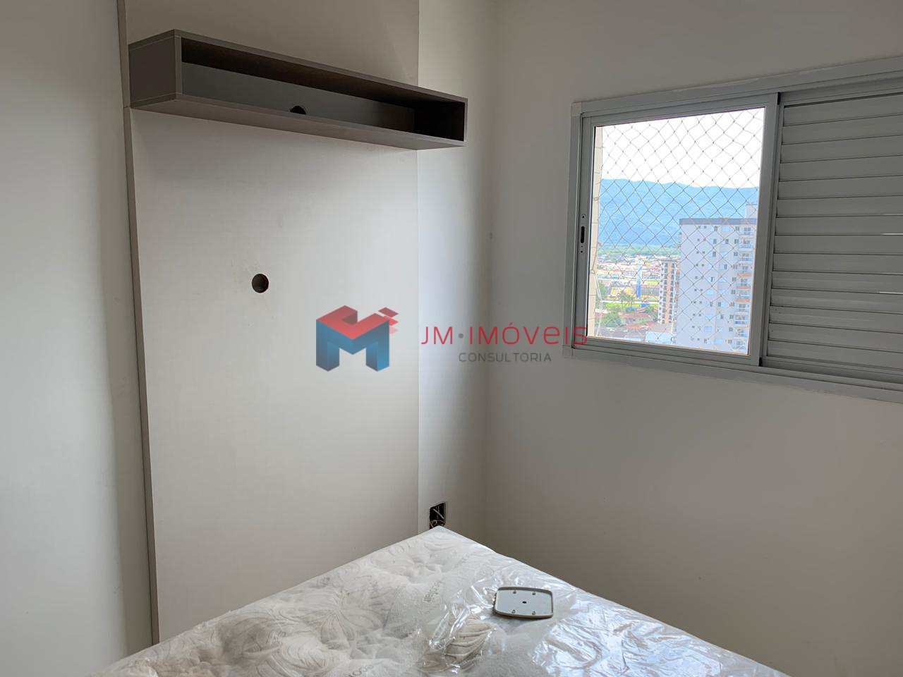 Apartamento com 2 dorms, Caiçara, Praia Grande - R$ 265 mil, Cod: 413947