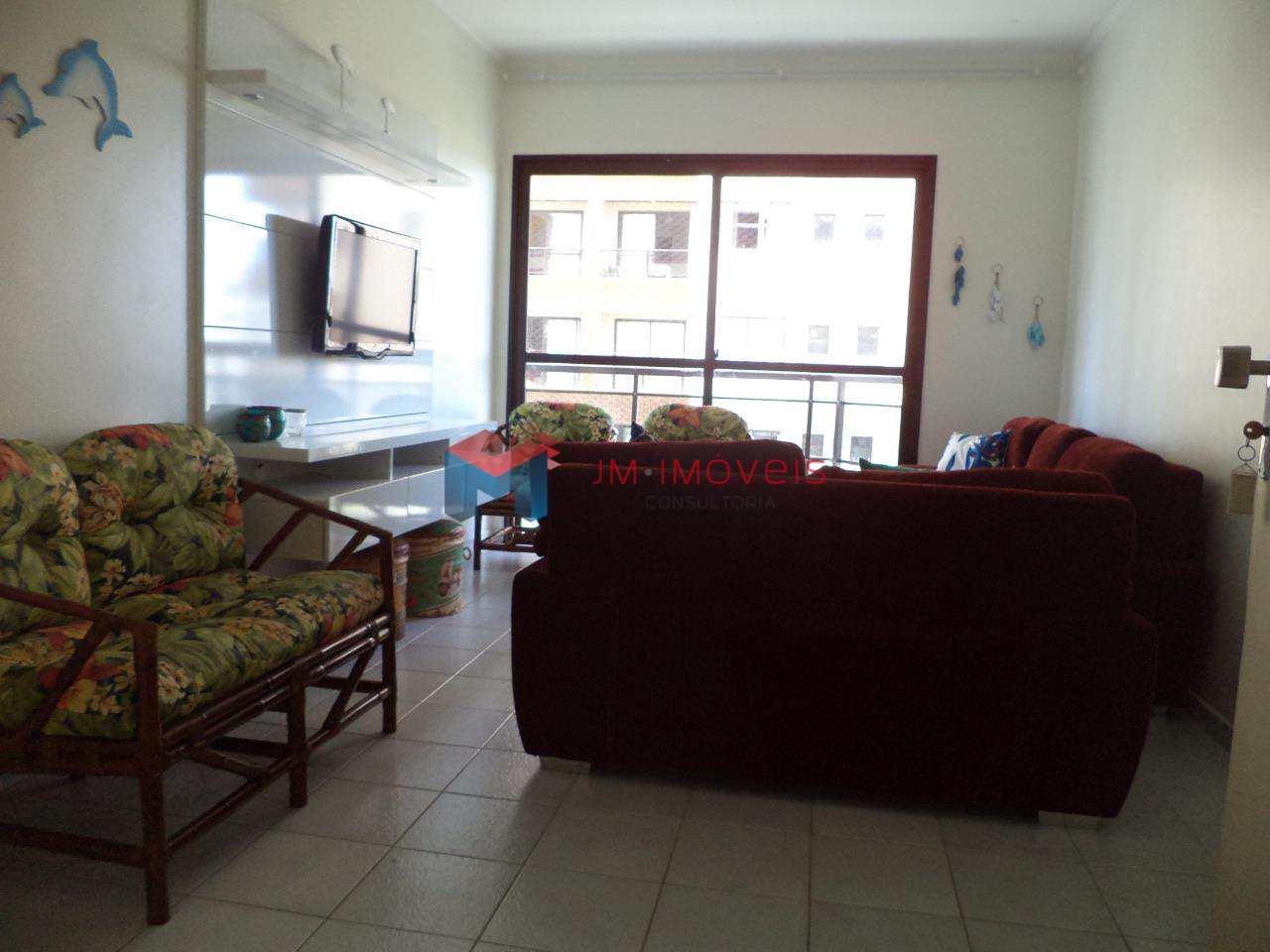 Apartamento com 2 dorms, Caiçara, Praia Grande - R$ 300 mil, Cod: 413948