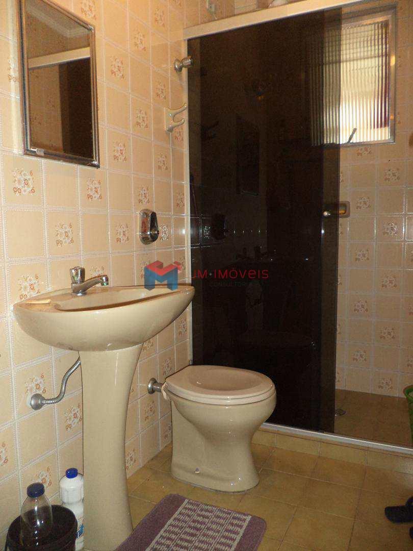Apartamento com 1 dorm, Caiçara, Praia Grande - R$ 135 mil, Cod: 413958