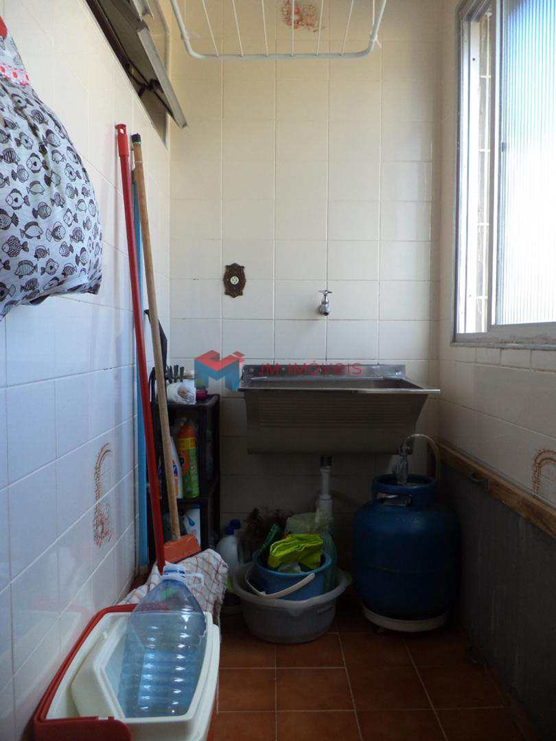 Apartamento com 2 dorms, Caiçara, Praia Grande - R$ 276 mil, Cod: 413962