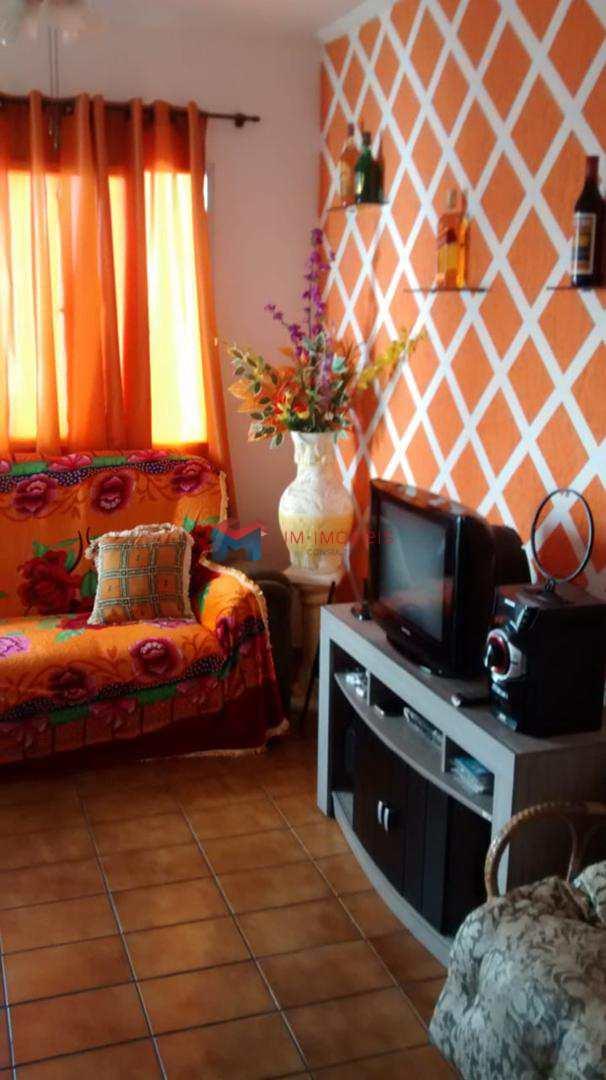 Apartamento com 1 dorm, Caiçara, Praia Grande - R$ 160 mil, Cod: 413969