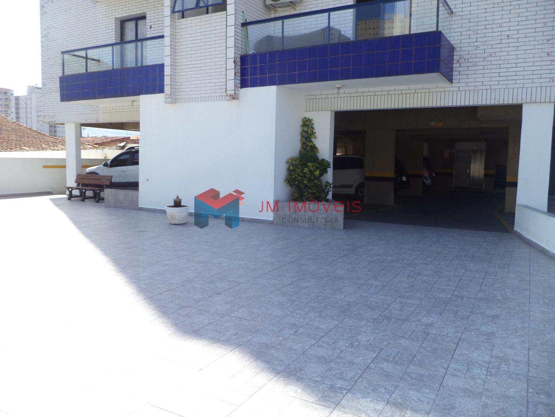 Kitnet c/ 1Vaga de Garagem - Guilhermina, Praia Grande - 118Mil