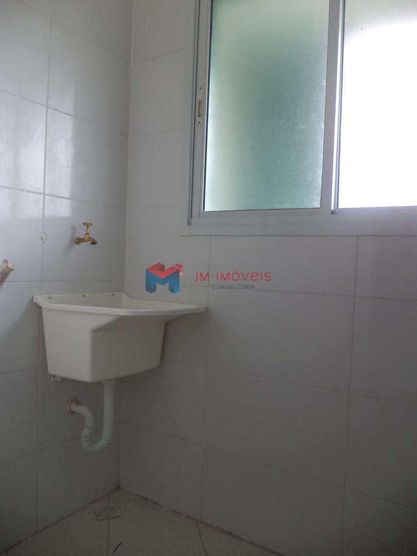 Apartamento com 2 dorms, Real, Praia Grande - R$ 377 mil, Cod: 414052