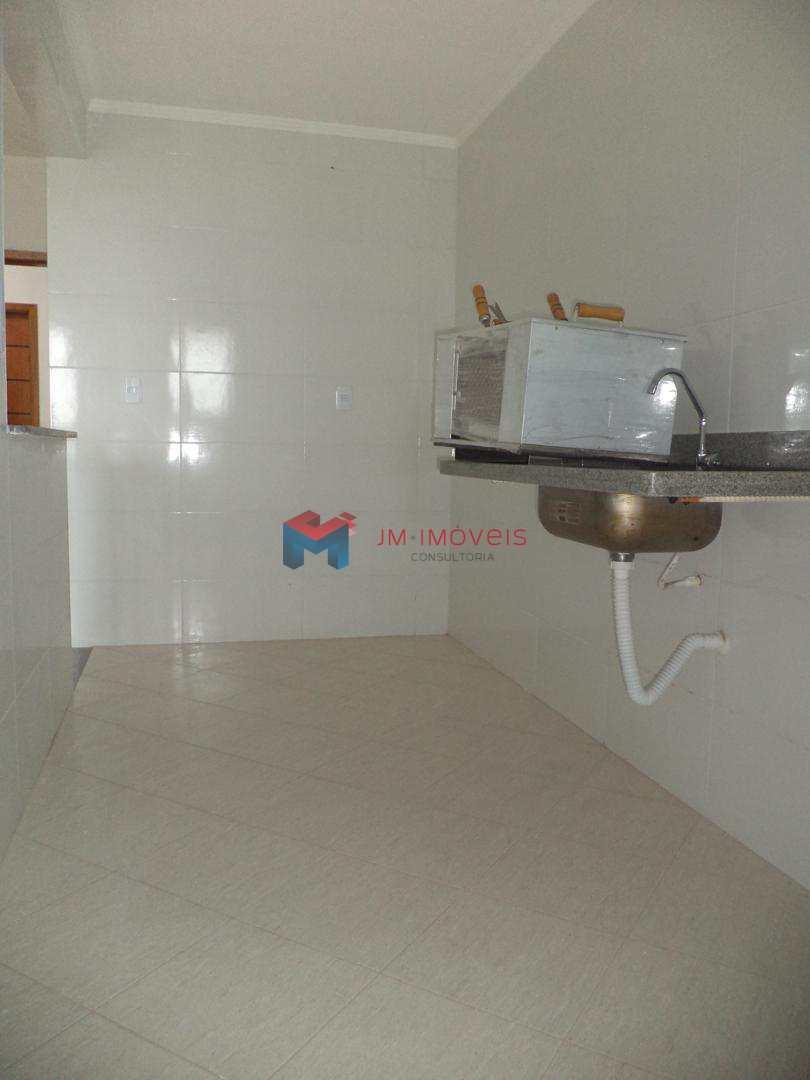 Apartamento com 1 dorm, Real, Praia Grande - R$ 286 mil, Cod: 414054