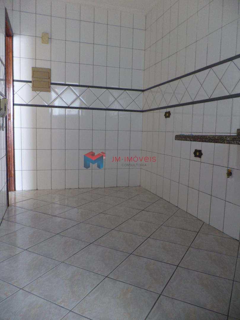 Apartamento com 1 dorm, Ocian, Praia Grande - R$ 190 mil, Cod: 414063