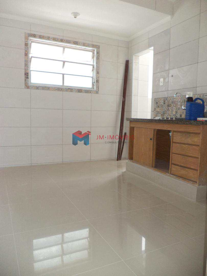 Apartamento com 2 dorms, Boqueirão, Praia Grande - R$ 260 mil, Cod: 414072