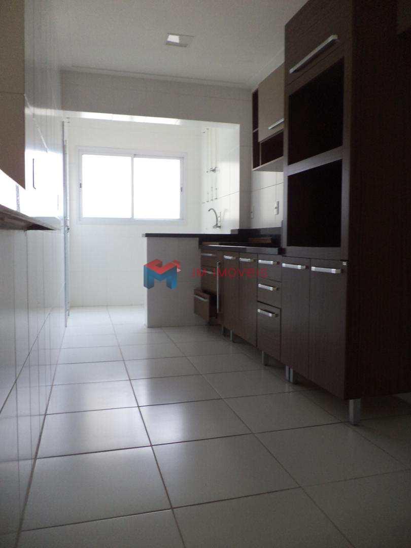 Apartamento com 3 dorms, Ocian, Praia Grande - R$ 409 mil, Cod: 414177