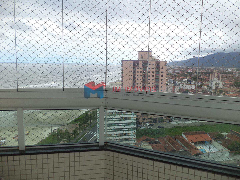Apartamento com 2 dorms, Caiçara, Praia Grande - R$ 390 mil, Cod: 414184