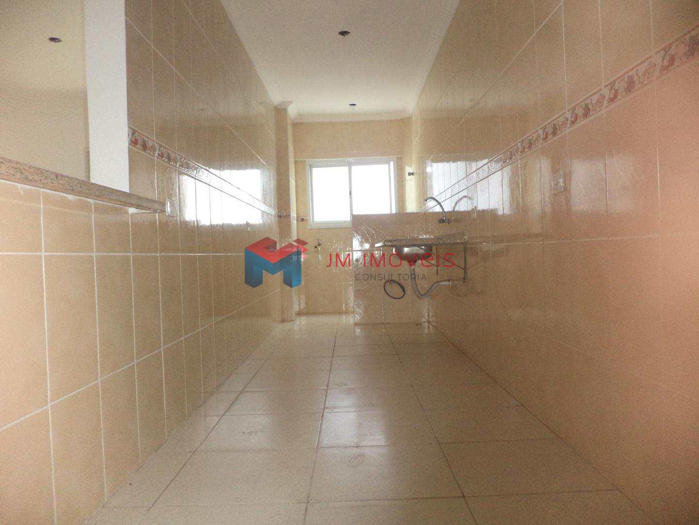 Apartamento com 2 dorms, Maracanã, Praia Grande - R$ 350 mil, Cod: 414190