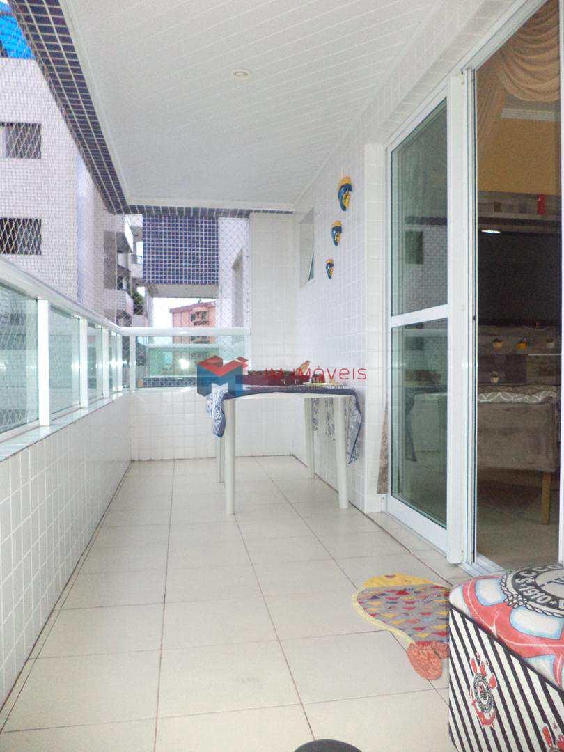 Apartamento com 2 dorms, Caiçara, Praia Grande - R$ 350 mil, Cod: 414202