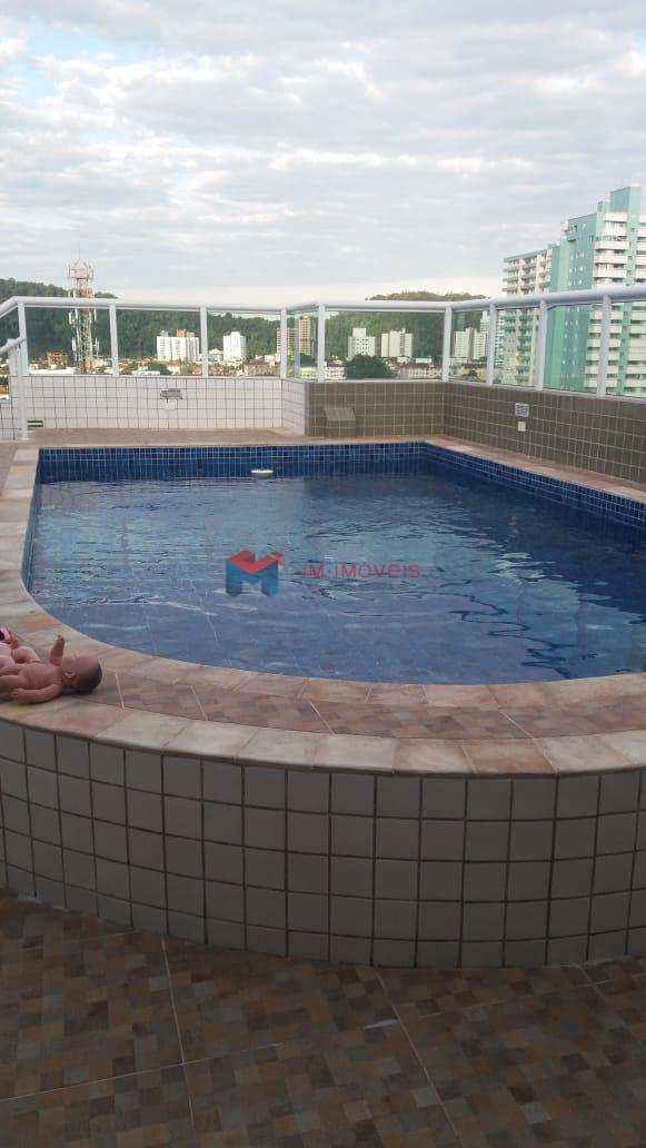 Apartamento Canto do Forte, 02 Dorm/01 Suíte - Lazer - 01 Vaga