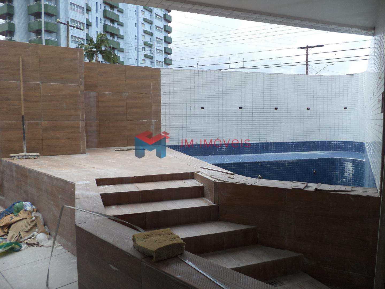 Apartamento com 2 dorms, Caiçara, Praia Grande - R$ 273 mil, Cod: 414213
