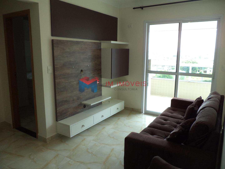 Apartamento com 2 dorms, Caiçara, Praia Grande - R$ 370 mil, Cod: 414215