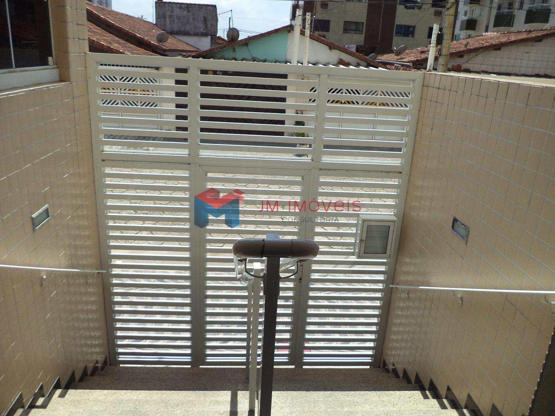 Apartamento com 2 dorms, Caiçara, Praia Grande - R$ 300 mil, Cod: 414222