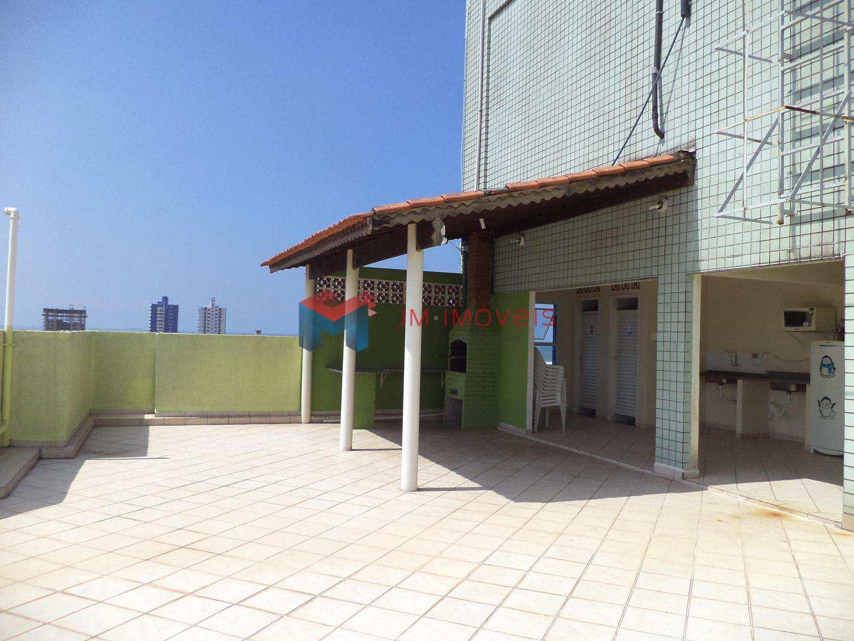 Apartamento com 2 dorms, Caiçara, Praia Grande - R$ 240 mil, Cod: 414231