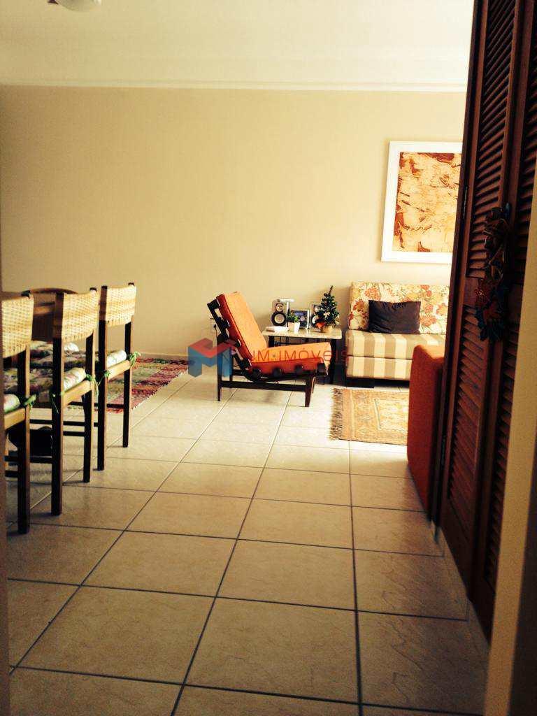 Apartamento com 1 dorm, Caiçara, Praia Grande - R$ 220 mil, Cod: 414243