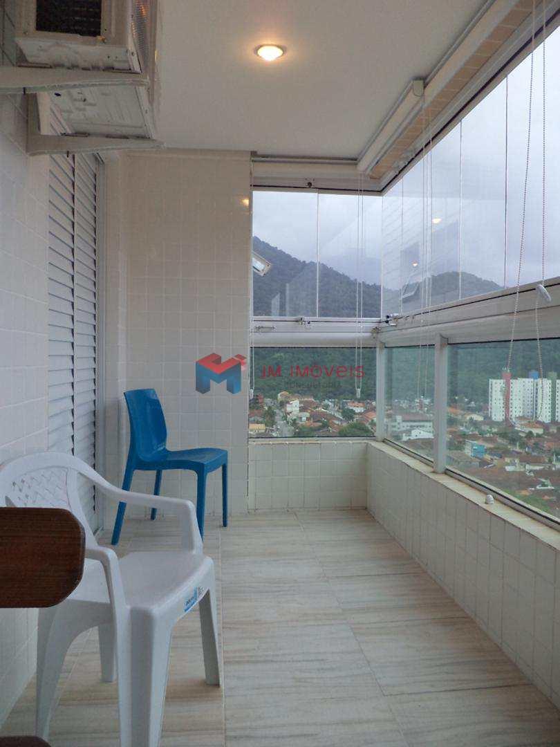 Apartamento Canto do Forte 02 Dorms Suíte, Mobiliado, Lazer