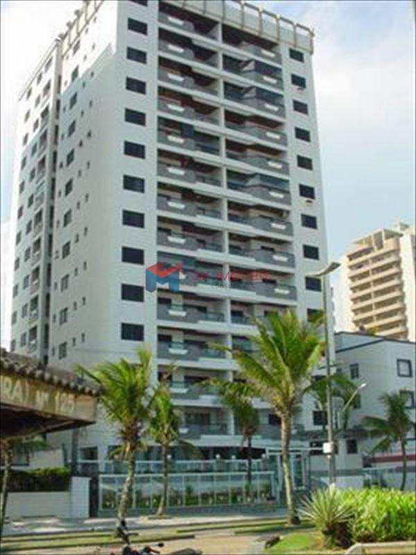 Apartamento com 3 dorms, Caiçara, Praia Grande - R$ 420 mil, Cod: 414286