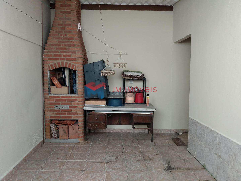 Casa com 2 dorms, Caiçara, Praia Grande - R$ 250 mil, Cod: 414302