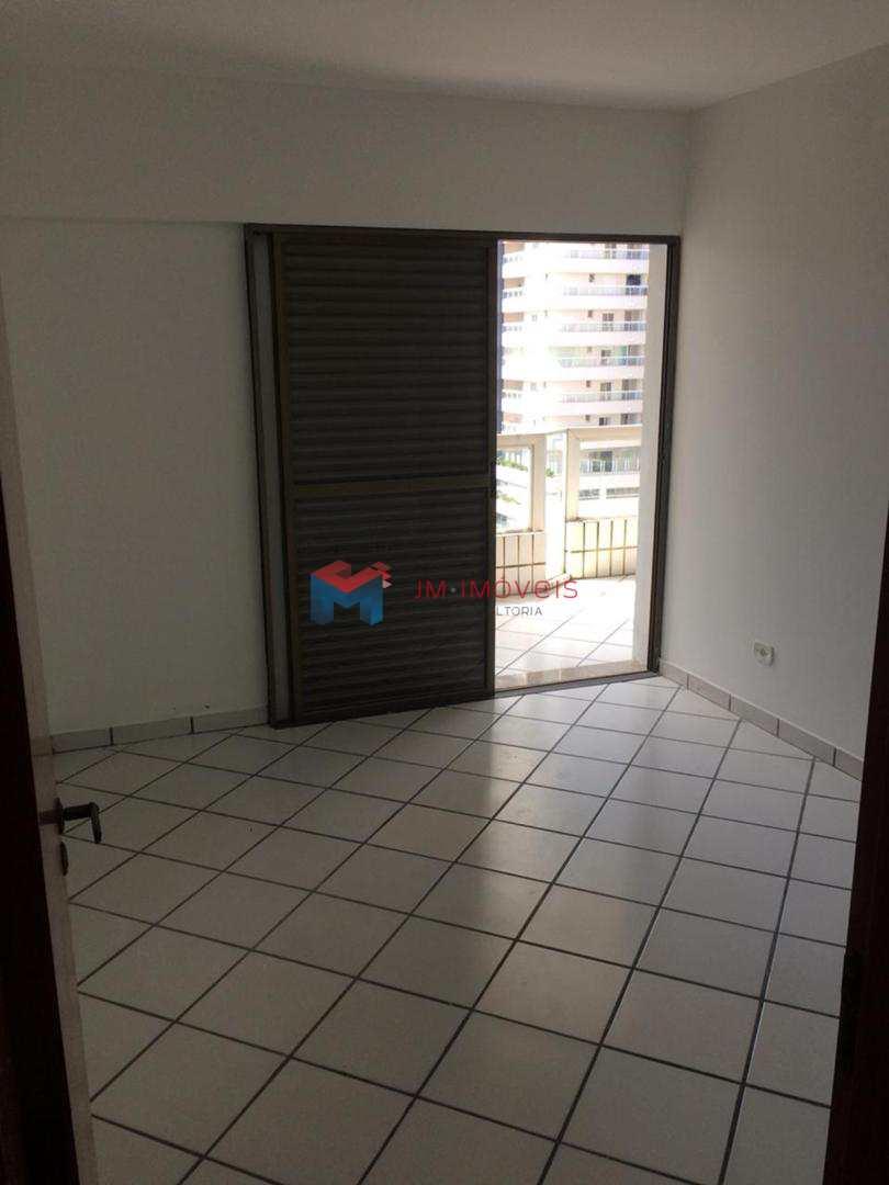 Apartamento com 2 dorms, Canto do Forte, Praia Grande - R$ 250 mil, Cod: 414303